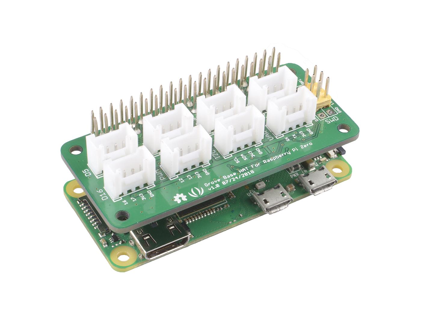 Grove Base Hat for Raspberry Pi Zero