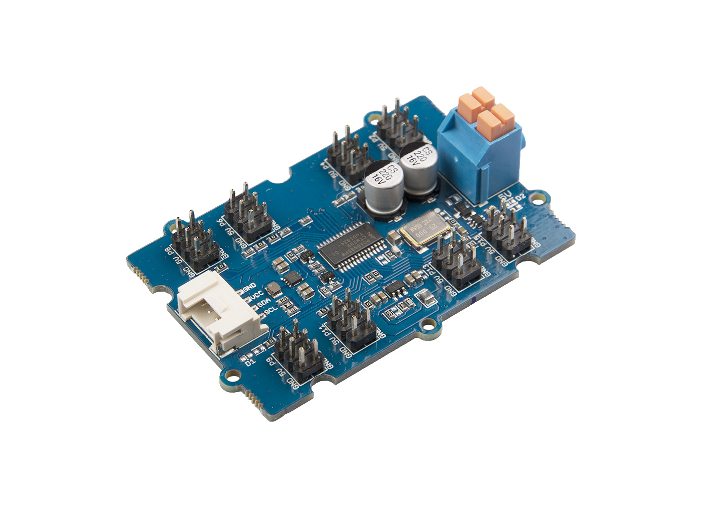 Grove - 16-Channel PWM Driver (PCA9685)