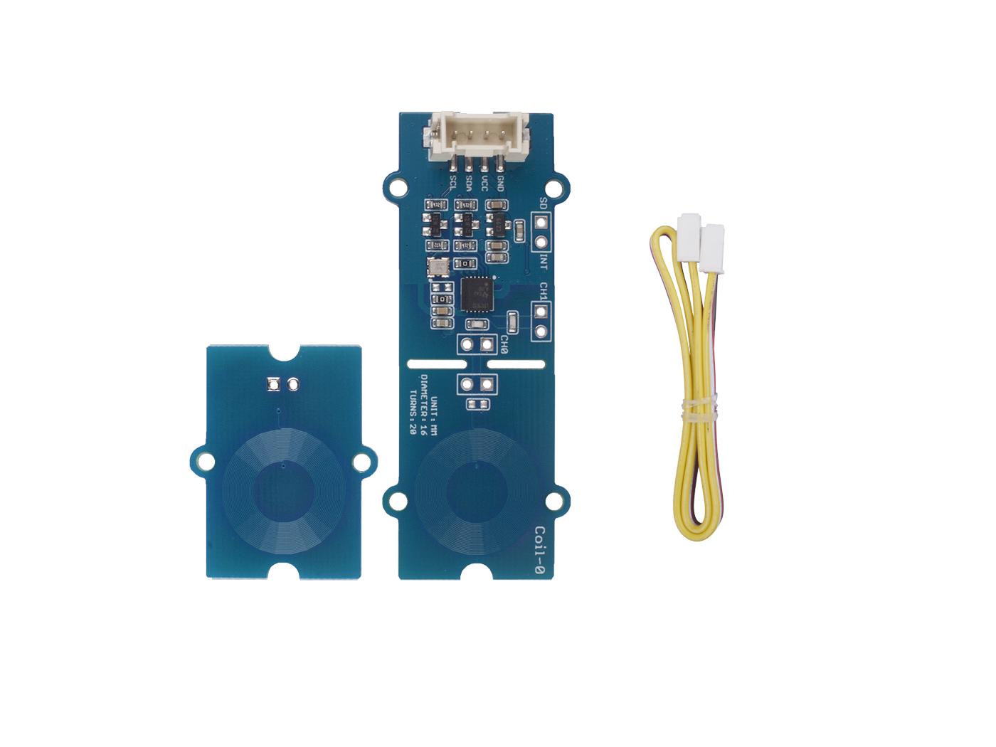 Grove - 2-Channel Inductive Sensor (LDC1612)
