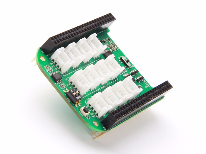 Seeed Studio BeagleBone Green Wireless IOT Developer Prototyping Kit for Google Cloud Platform