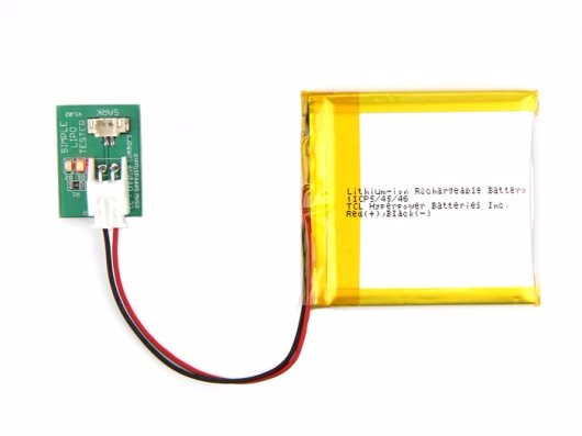 RF Explorer Battery Tester Kit