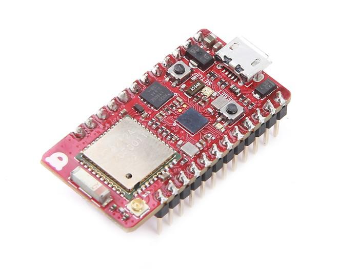Redbear duo wi fi ble iot board arduino seeed studio