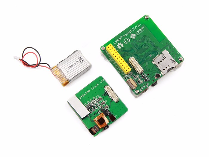LinkIt Assist 2502