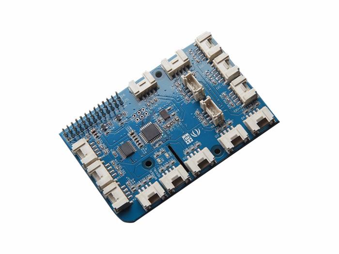 GrovePi+ Starter Kit for Raspberry Pi A+,B,B+&2,3 (CE certified)