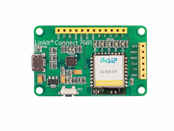 LinkIt Connect 7681 - Wi-Fi HDK for IoT