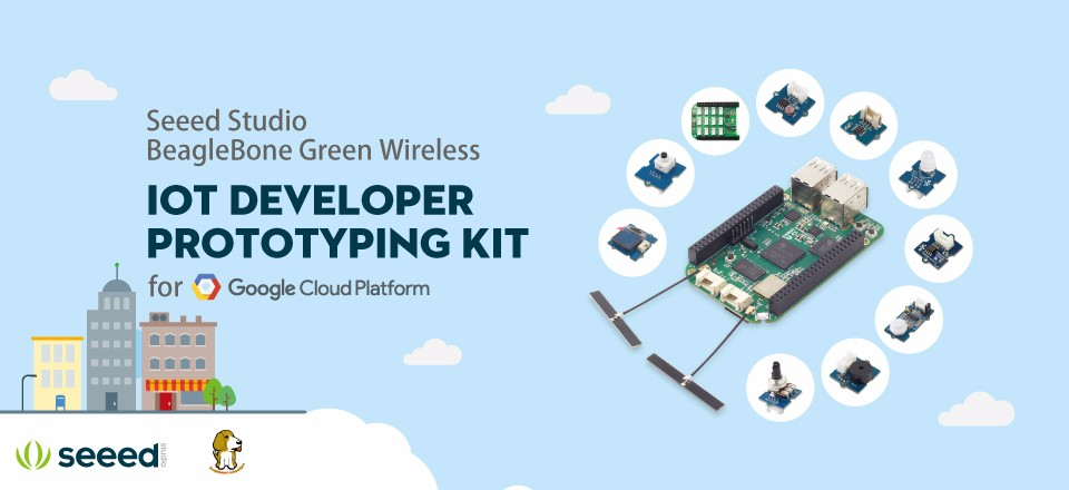 Google IOT Kit