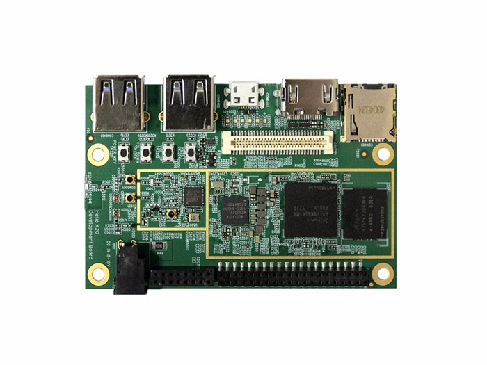 MediaTek X20 Development Board