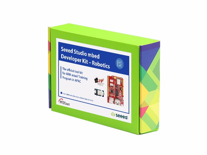 Seeed Studio mbed Developer Kit - Robotics