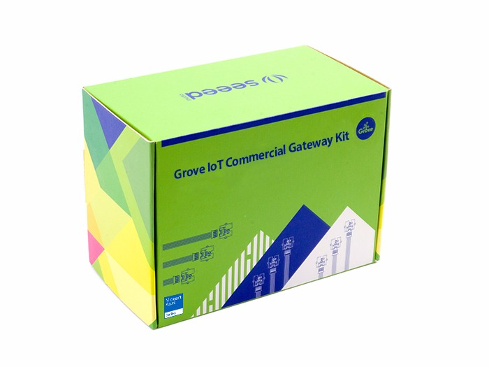 Grove IoT Commercial Gateway Kit