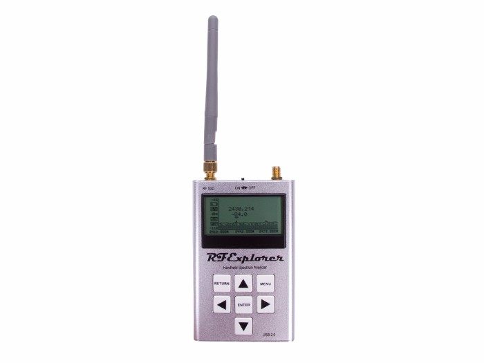 Rubber Duck UHF 400-900MHz SMA Articulated Antenna