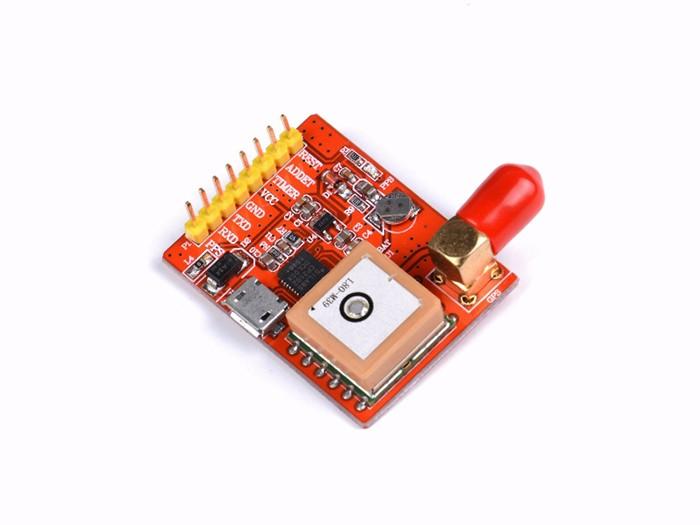 Raspberry Pi Gps Module Hats Plates Seeed Studio