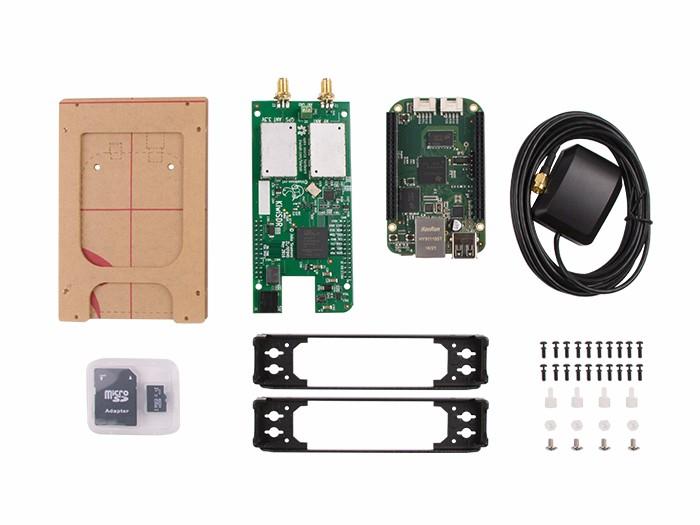 KiwiSDR Kit