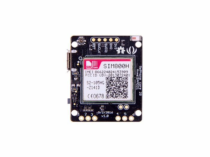 RePhone core 2G-AtmelSAMD21