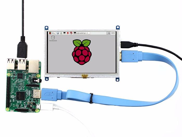 Raspberry Pi HDMI LCD (5 inch)