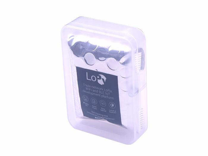 Pycom LoPy MicroPython enabled development board (LoRa, WiFi, Bl
