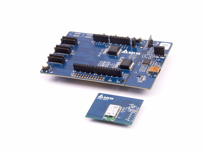 IOT Dev Kit for Mbed (Delta DFBM-NQ620-EVB)