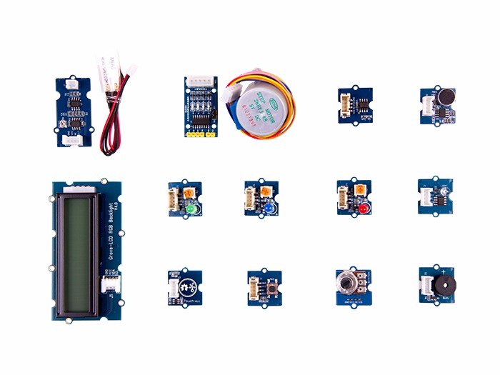 Grove Maker Kit for Intel Joule