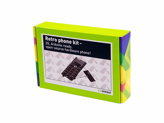Retro Phone Kit