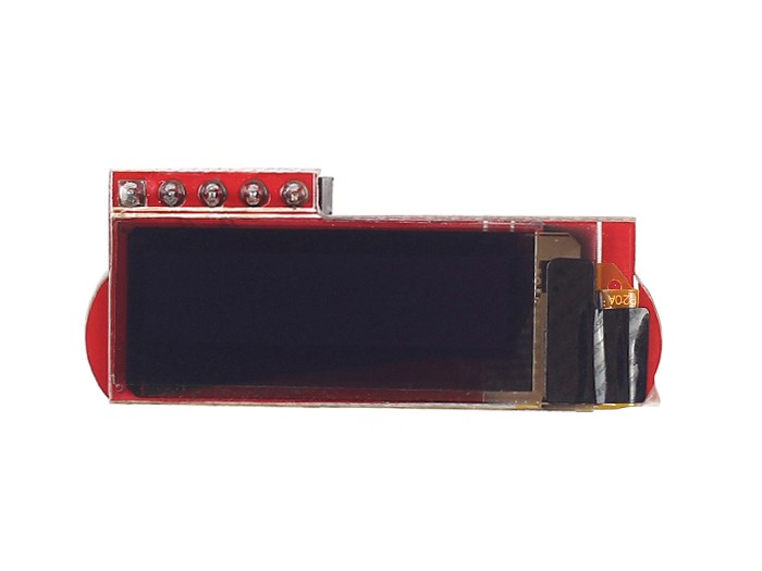 Raspberry Pi 0.91'OLED Display Module