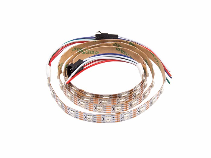 WS2813B Digital RGB LED Flexi-Strip 60 LED - 1 Meter