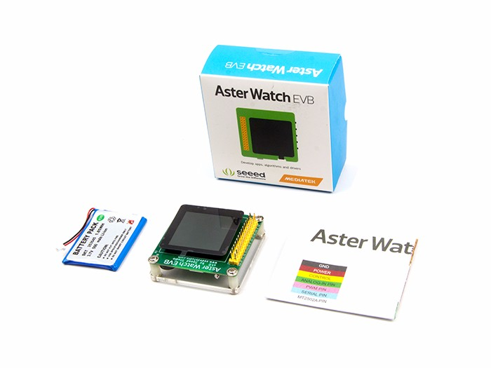 Aster Watch EVB