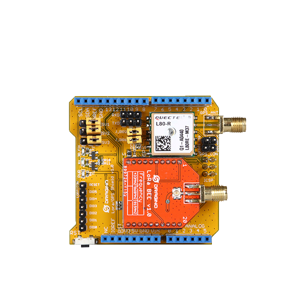 LoRa/GPS Shield For Arduino