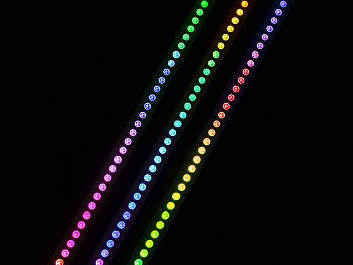 WS2813B Digital RGB LED Flexi-Strip 144 LED - 1 Meter
