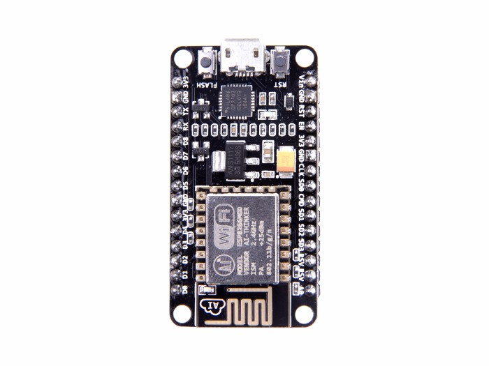 NodeMCU v2 - Lua based ESP8266 development kit