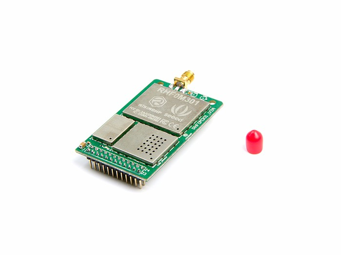LoRa LoRaWAN Gateway - 868MHz Kit with Raspberry Pi 3