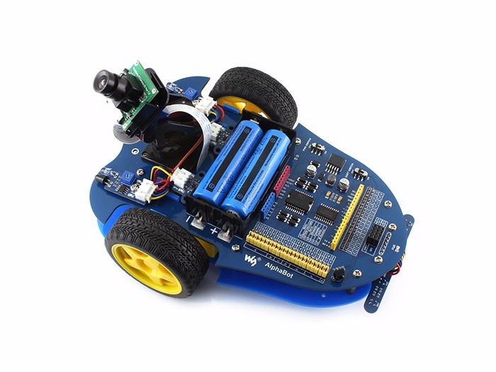 Nxld4ZiQgfk9D1vHkgunedNe alphabot, raspberry pi robot building kit (no pi) stem education  at soozxer.org