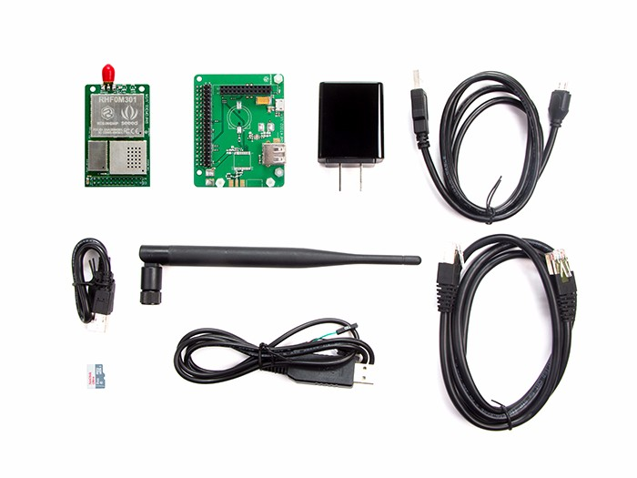 LoRa/LoRaWAN Gateway - 915MHz for Raspberry Pi 3