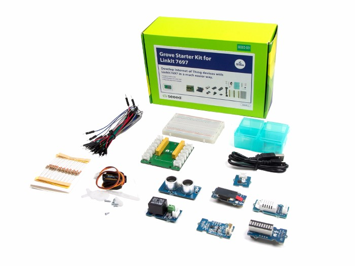Grove Starter Kit for LinkIt 7697