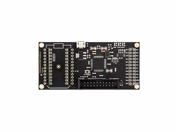 Particle Programmer Shield: USB-JTAG Converter for Accessing Photon's memory space
