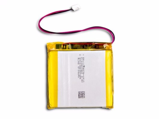 Battery Detector with Polymer Lithium Ion 5100mAh 3.8V